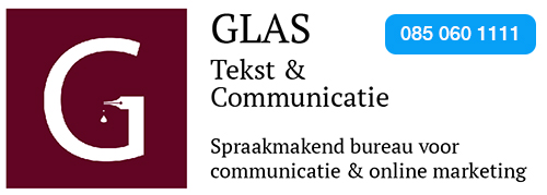 GLAS | Tekst & Communicatie